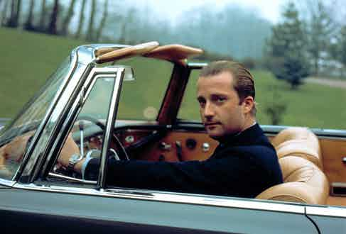 Prince Albert of Belgium in 1965. (Photo by Photo News via Getty Images)