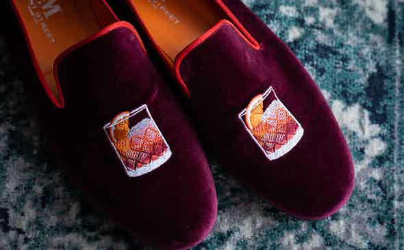 Mount Street Shoe Company: Personal Slippers