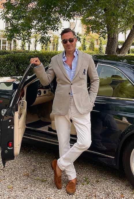 High Summer Collection with Alexander Kraft Monte Carlo