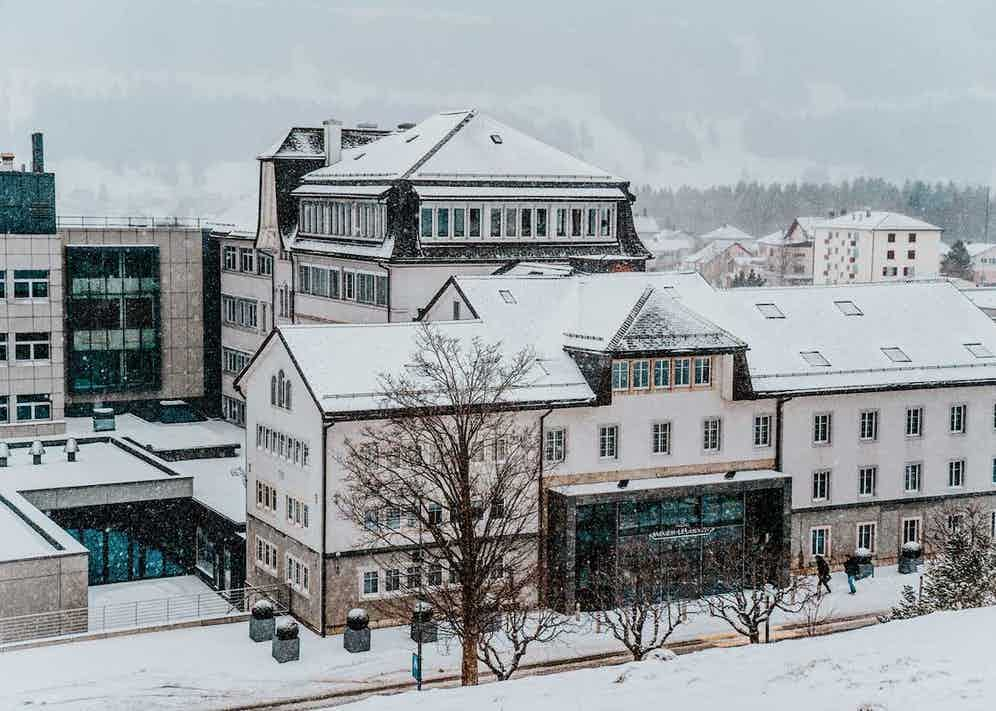 Jaeger-LeCoultre's manufacture in Le Sentier, Switzerland