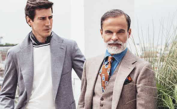 Lorenzo Cifonelli for The Rake Autumn-Winter 21: The Iconic Collection
