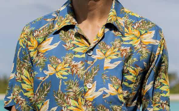 Fari Islands: Men's Shirts