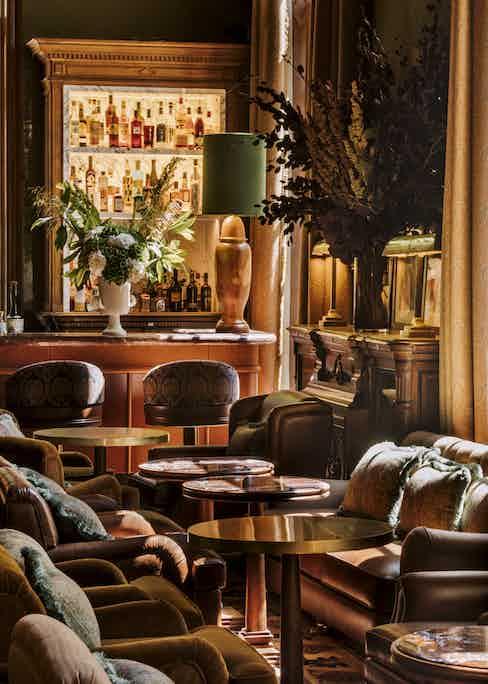 Saint James Paris bar
