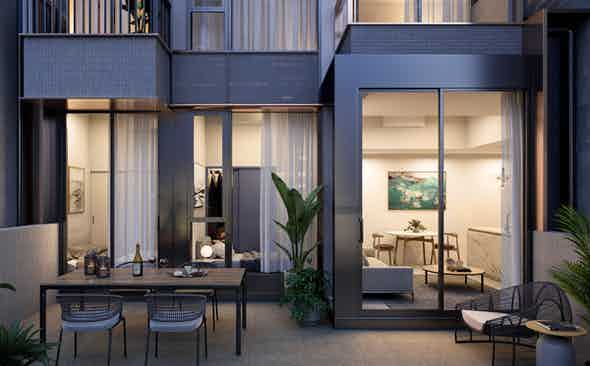 Outside Edge: Swire Properties' New Upscale Development in Hong Kong's CBD