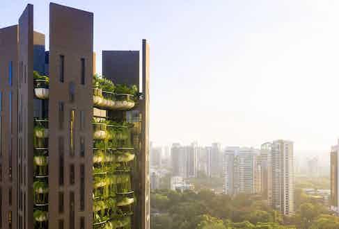EDEN SINGAPORE, designed by Heatherwick Studio