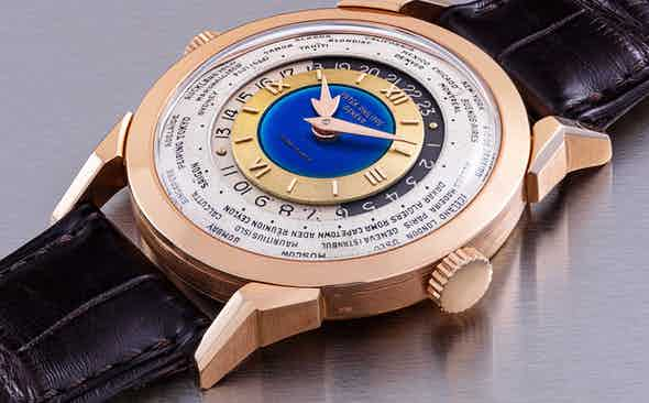 Invitation to Voyage: The Complete History of Patek Philippe's Glorious World Timers