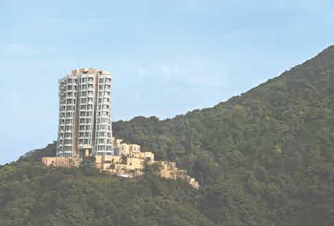 OPUS HONG KONG, designed by Frank Gehry