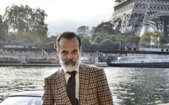Lorenzo Cifonelli's Guide to Paris