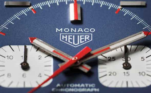 Available in the Shop: Our Selection of Top TAG Heuer Monacos with Watchfinder & Co.
