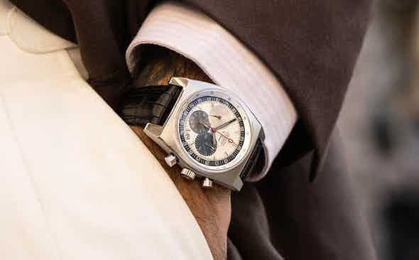 Available in the Shop: Zenith's New Vintage 1969 from Watchfinder & Co.