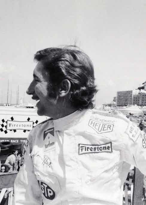 Jo Siffert was the first Formula One driver to agree to a partnership with Heuer.