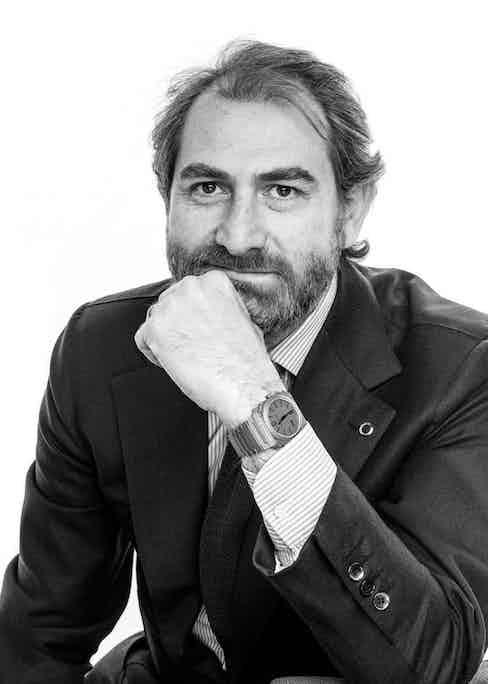 Fabrizio Buonamassa, Director of Watch Design at Bvlgari