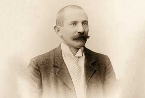 Carl Friedrich Bucherer and his wife, Luise, opened the first Bucherer boutique in Lucerne in 1888