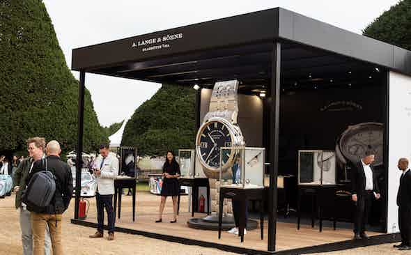 An Afternoon with A. Lange & Söhne