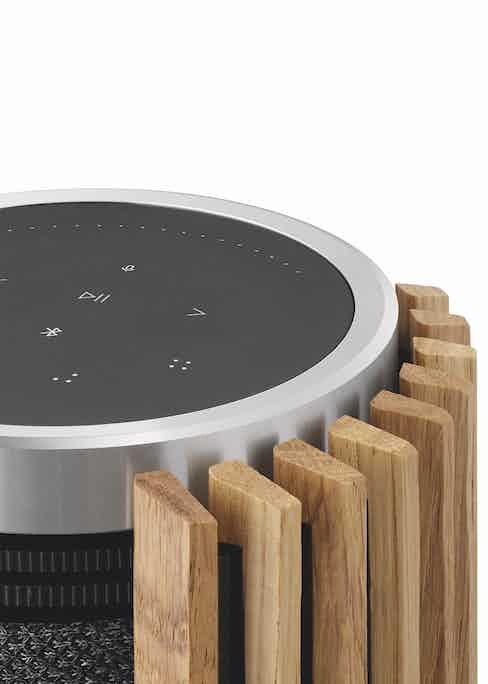 A Beolab 28 speaker