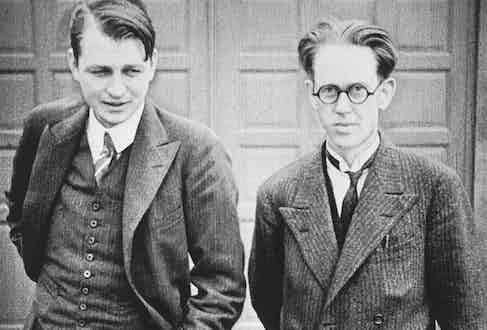Svend Olufsen and Peter Bang
