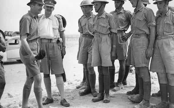 The History of The Gurkha