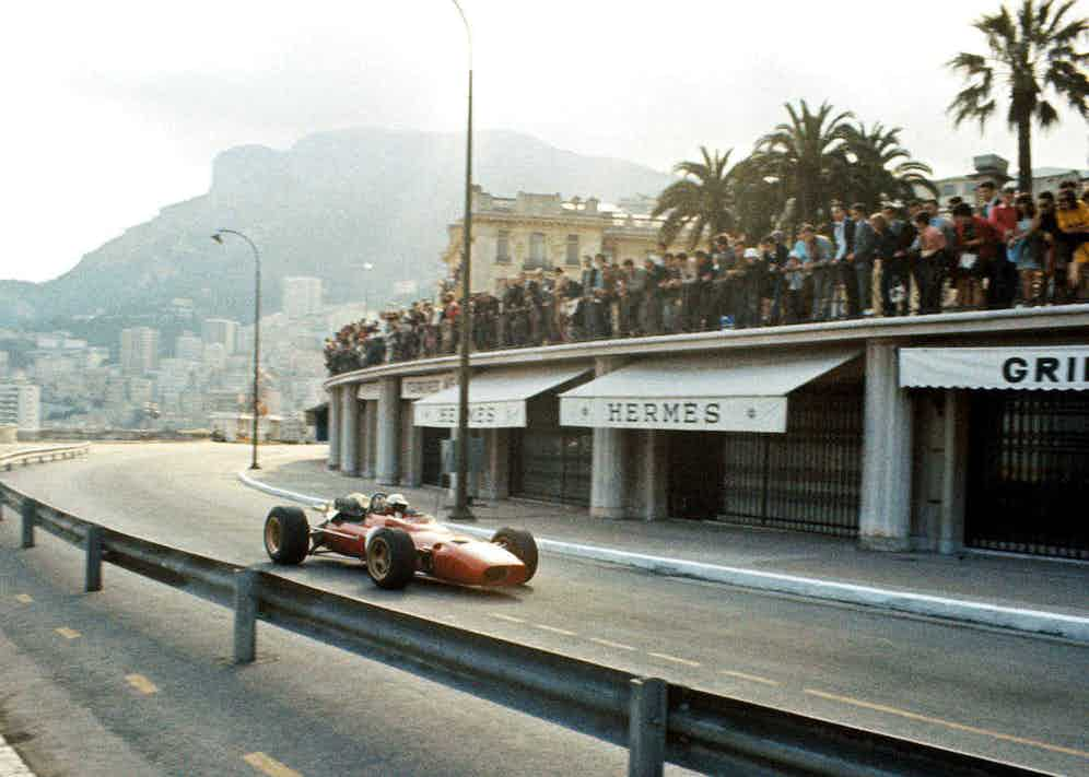 Monaco GP, 1966