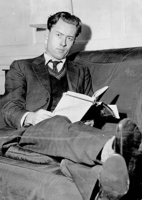 Jonathan Guinness 3rd Baron Moyne, British Peer and businessman. 30 Jan 1959. (Photo by ANL/REX Shutterstock (2011275a)