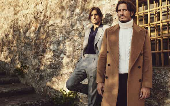 Barbanera for the Rake: Humming with a special 'Murat' Coat