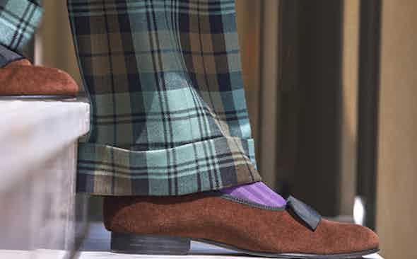 Kit Blake: Trousers to Watch