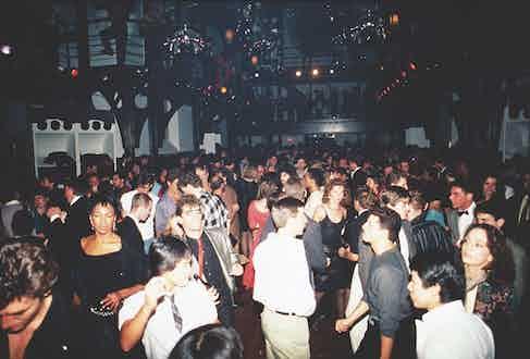 The Limelight club in full swing (Photo by Skyline/Shutterstock (104662b)